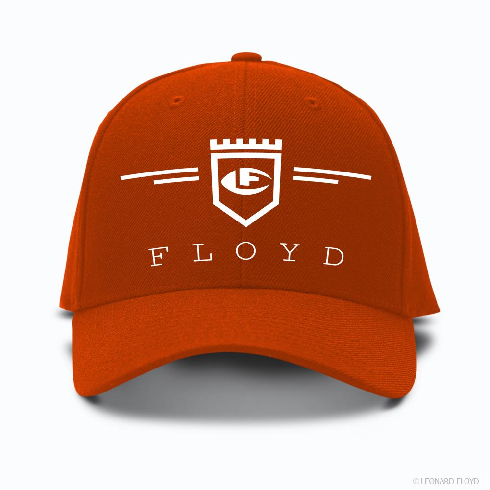 leonard-floyd-orange-ball-cap